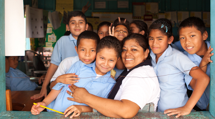 Adopt a School Program Ka'Ana Resort Belize