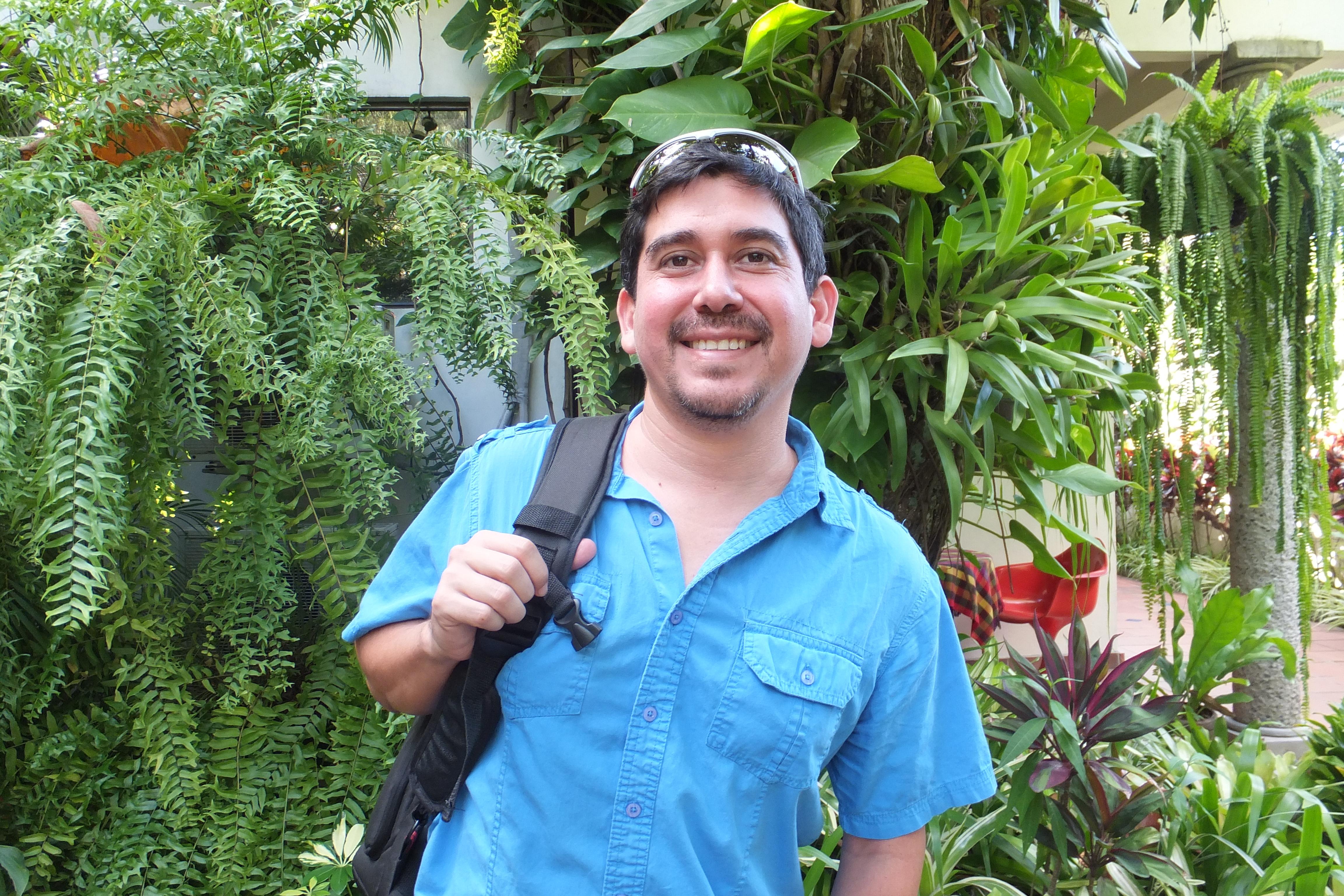 Raul Martinez Life Experiences Salvador