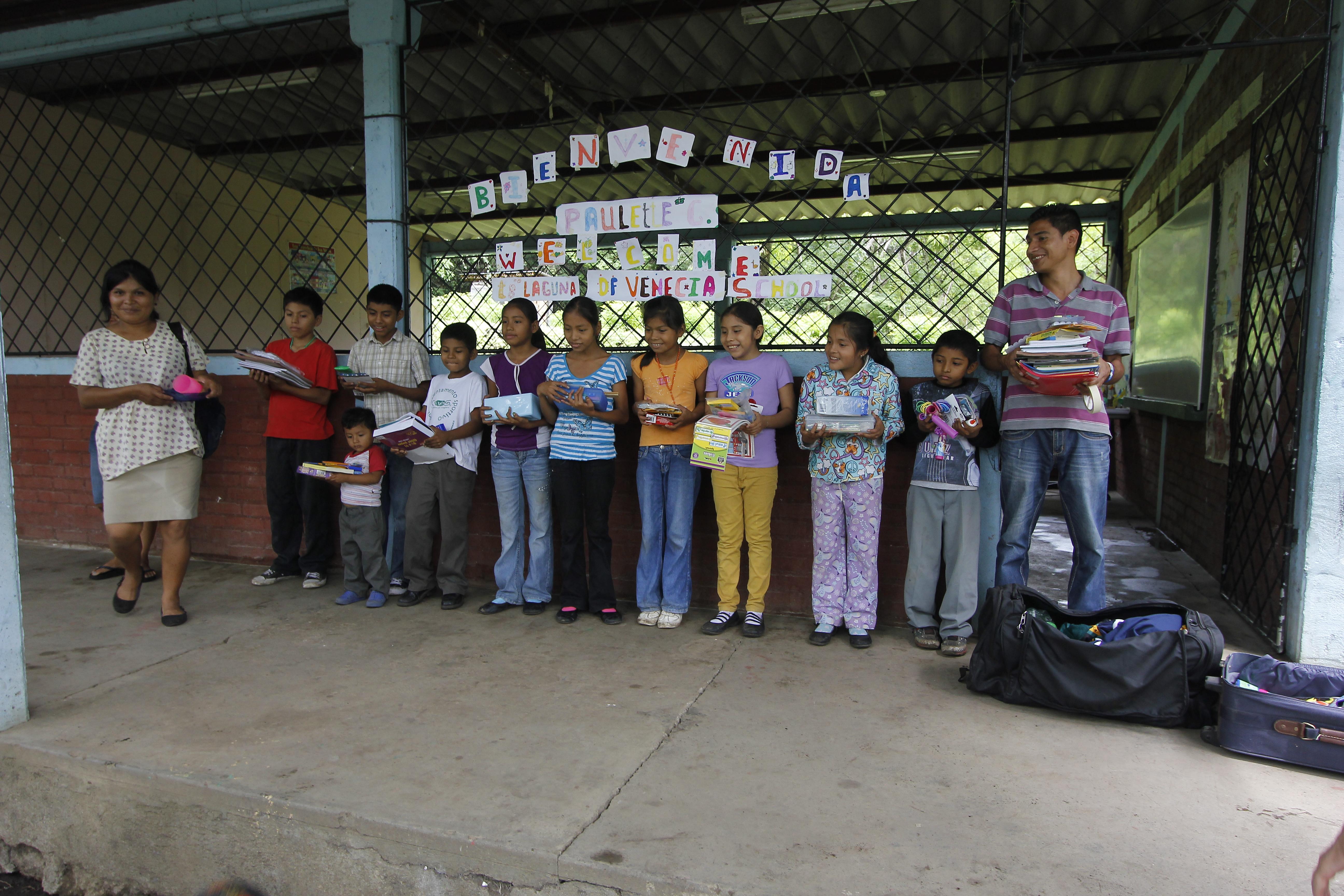Ecole Nicaragua Projet Responsable La Mariposa