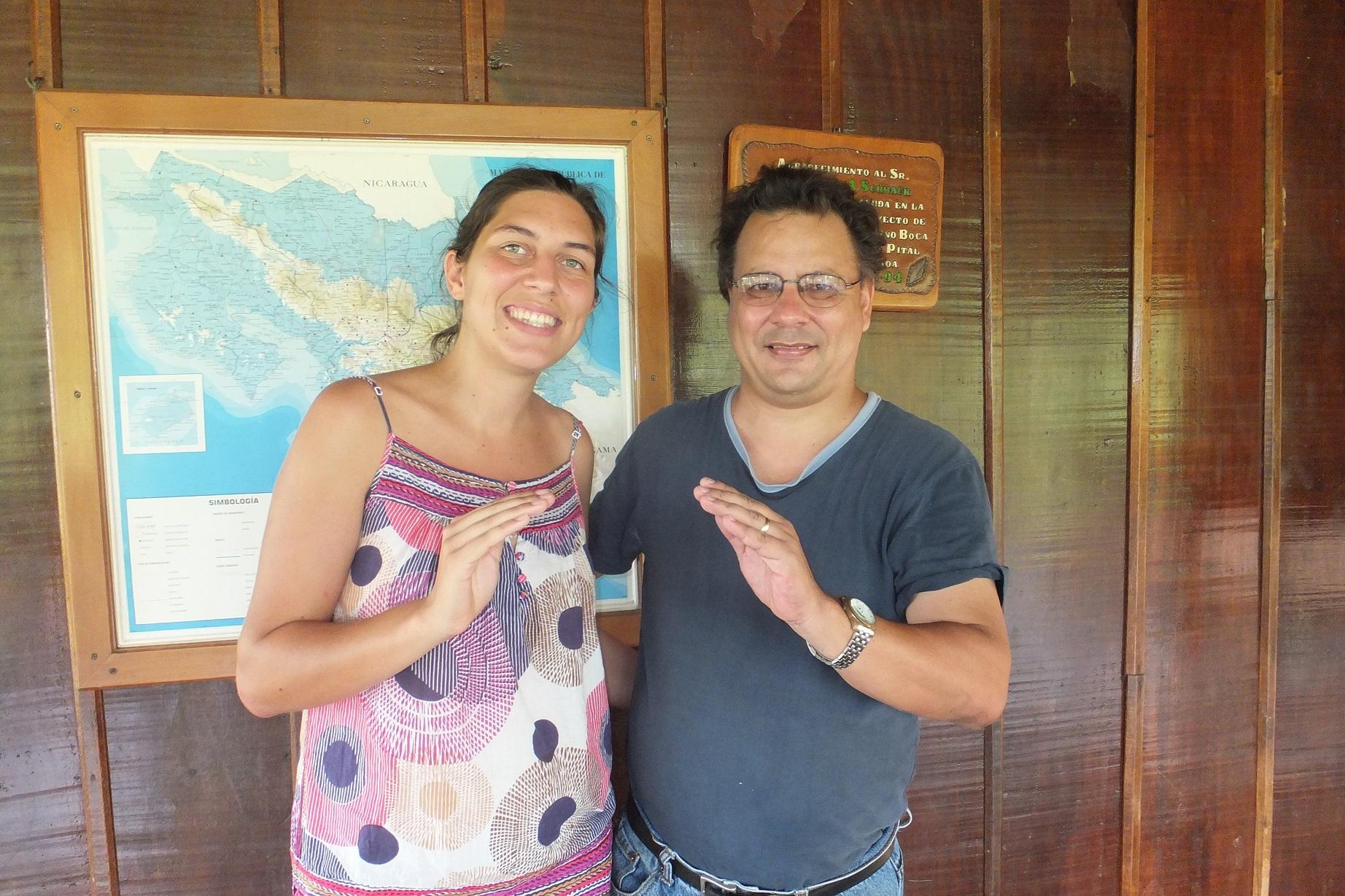 Costa Rica avec Kurt de Laguna del Lagarto Lodge