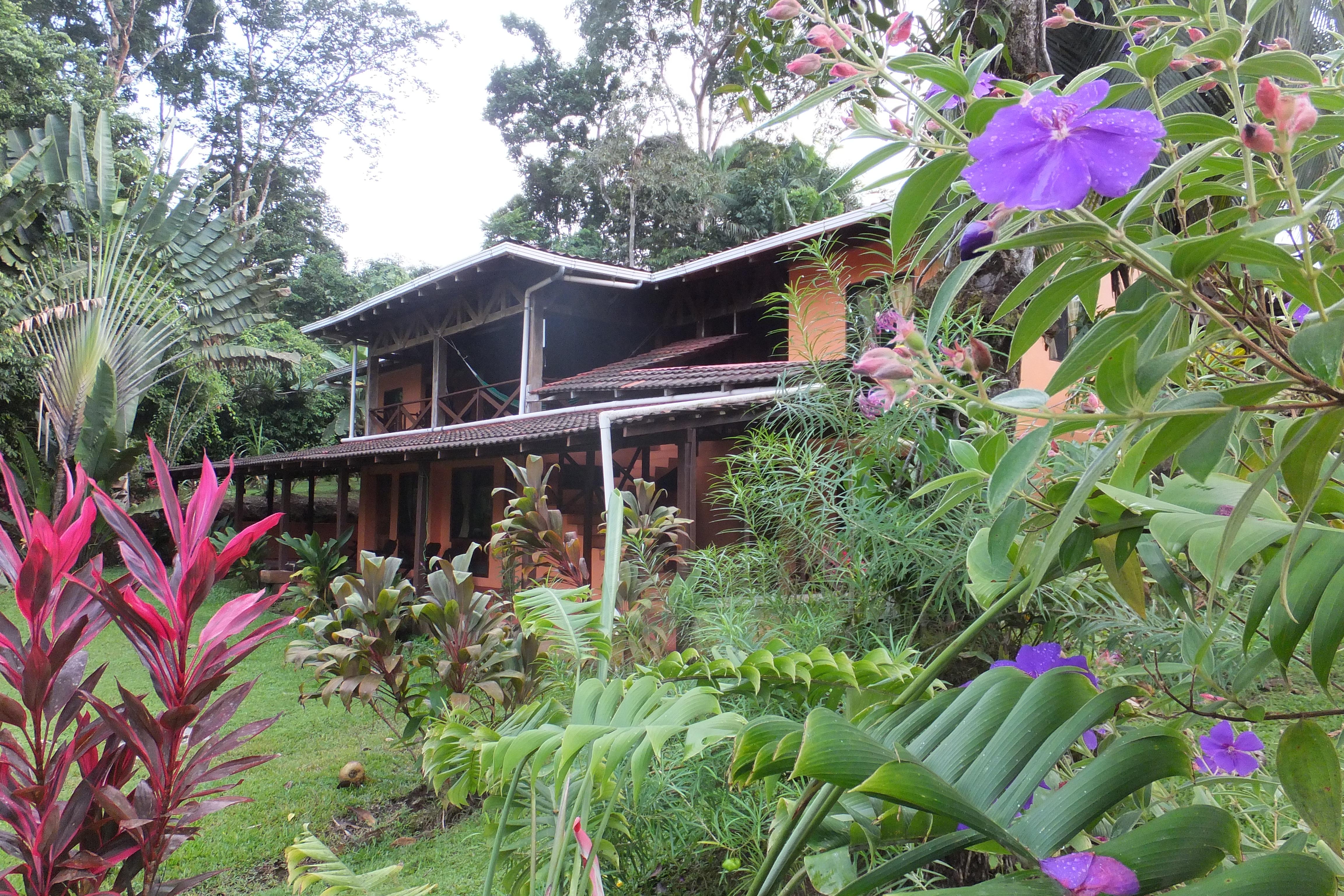 Laguna del Lagarto Costa Rica