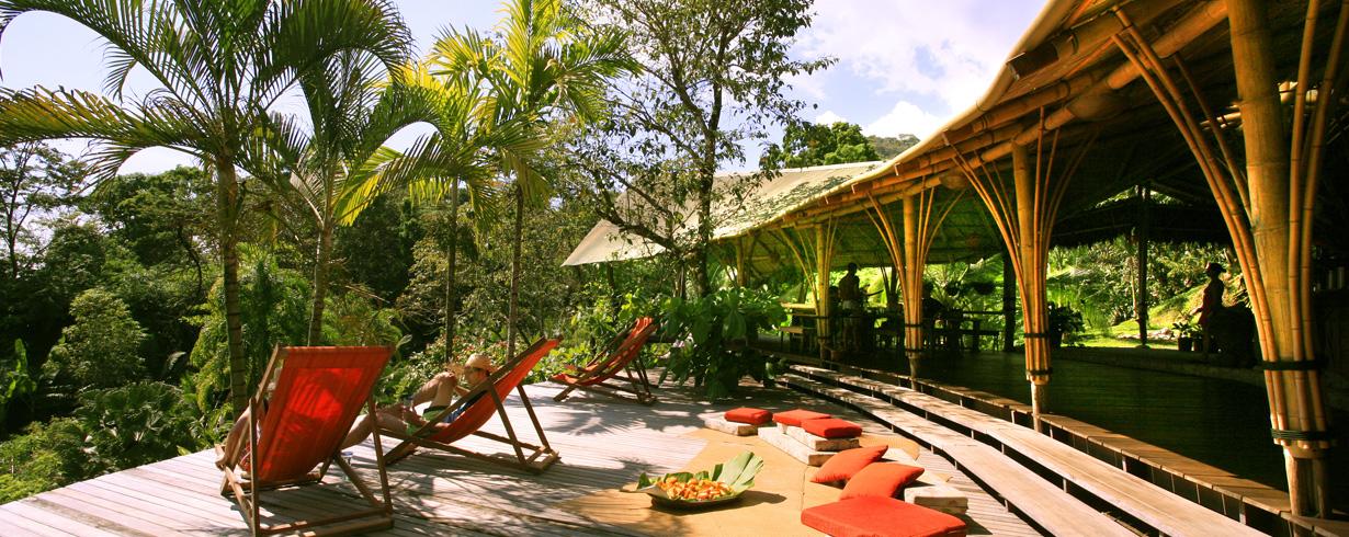 Finca Exotica, Ecolodge au Costa Rica