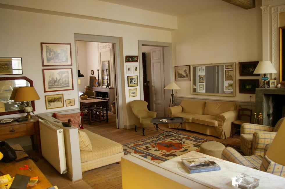 Salón del Écolodge des Chartrons