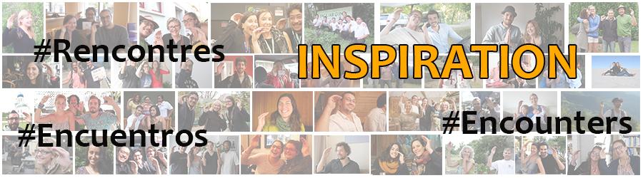 Rencontres et inspiration