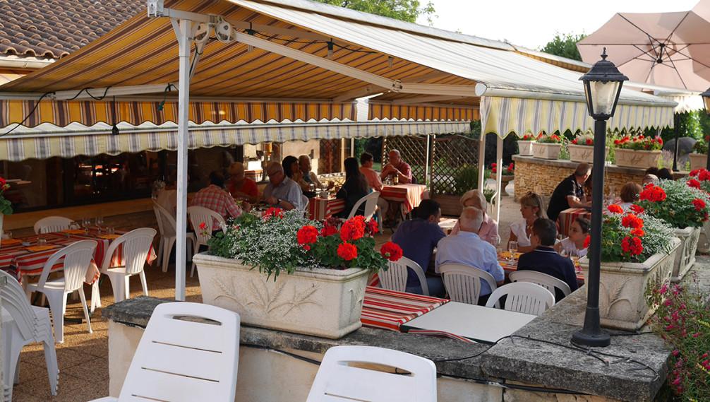 L'Auberge, gastronomie à LA Rhonie, Périgord
