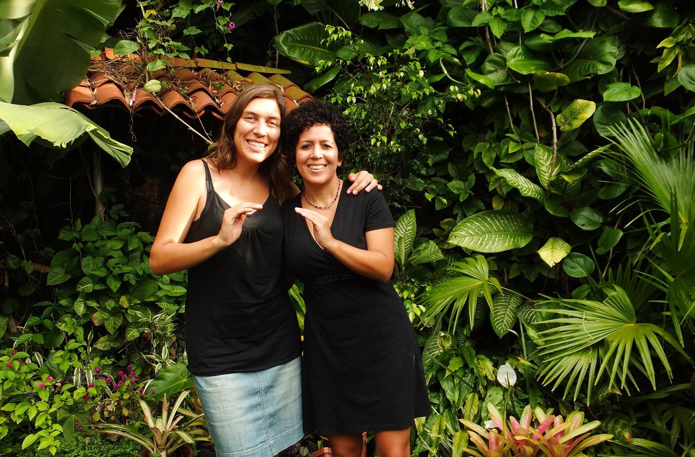 Arbol de Fuego Eco-Hotel avec Carolina Baiza