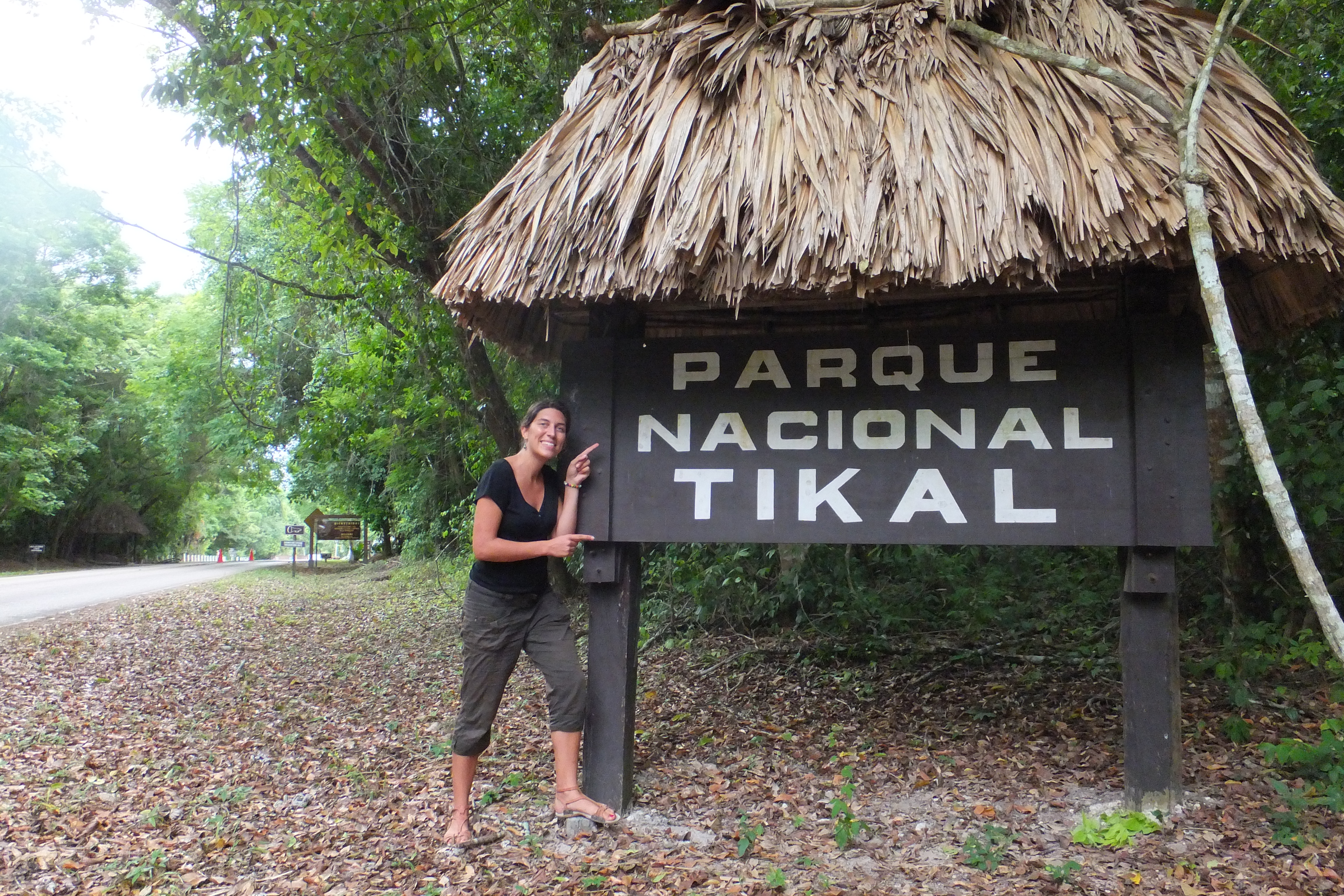 Parc National Tikal, Guatemala