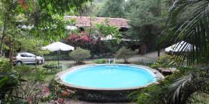Piscine, Casa Xochicalco, Tegucigalpa, Honduras