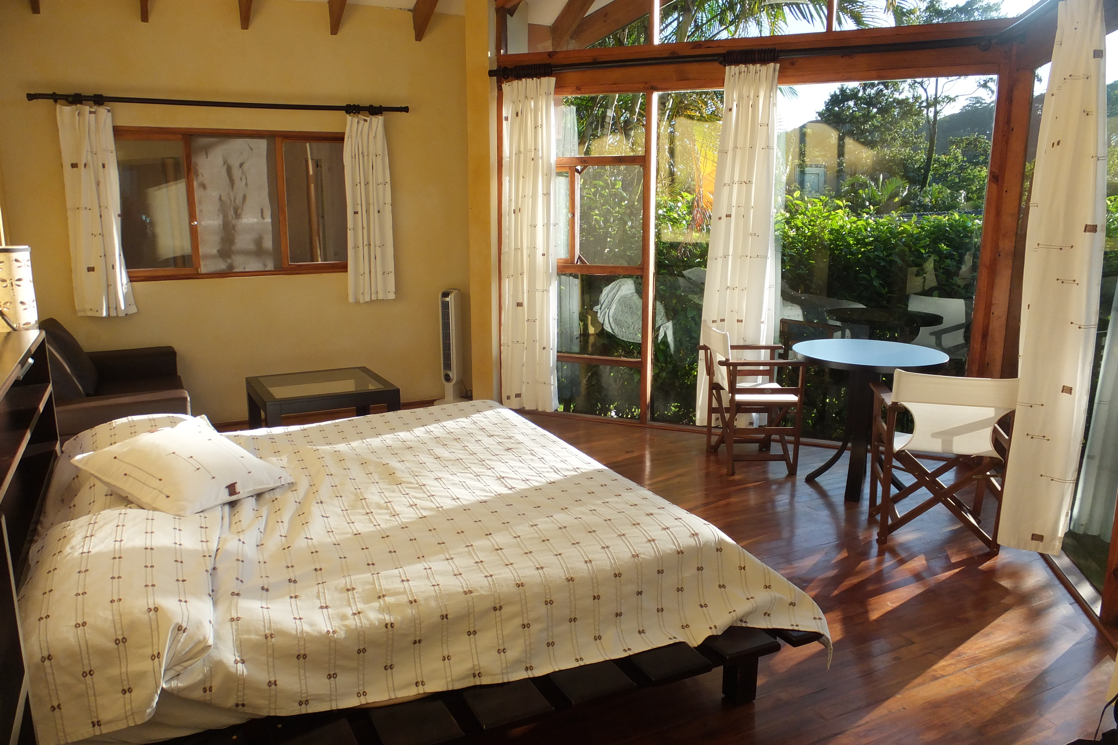Vue de la Chambre, Tenorio Lodge - Costa Rica