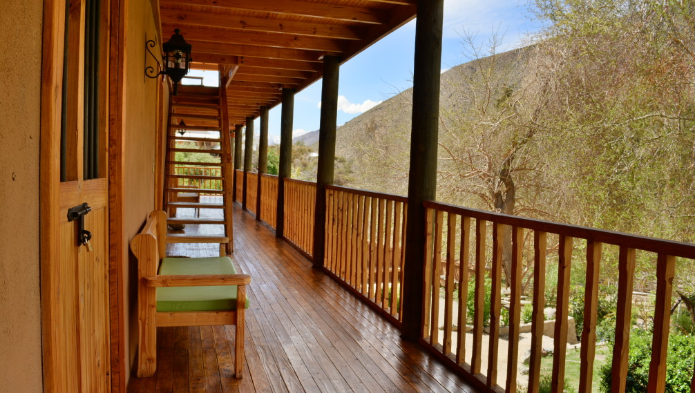 Casona Distante, Vallee Elqui, Chile