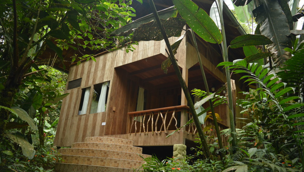 Cabane en bois, Casa Divina Lodge