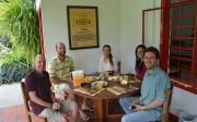 Lunch time, Hacienda Venecia