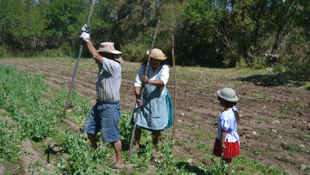 Tusoco Turismo Rural Bolivia