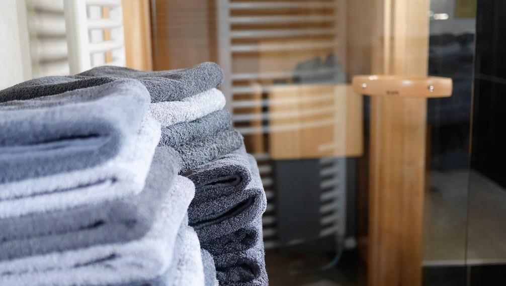 Serviettes sauna, La Fernande