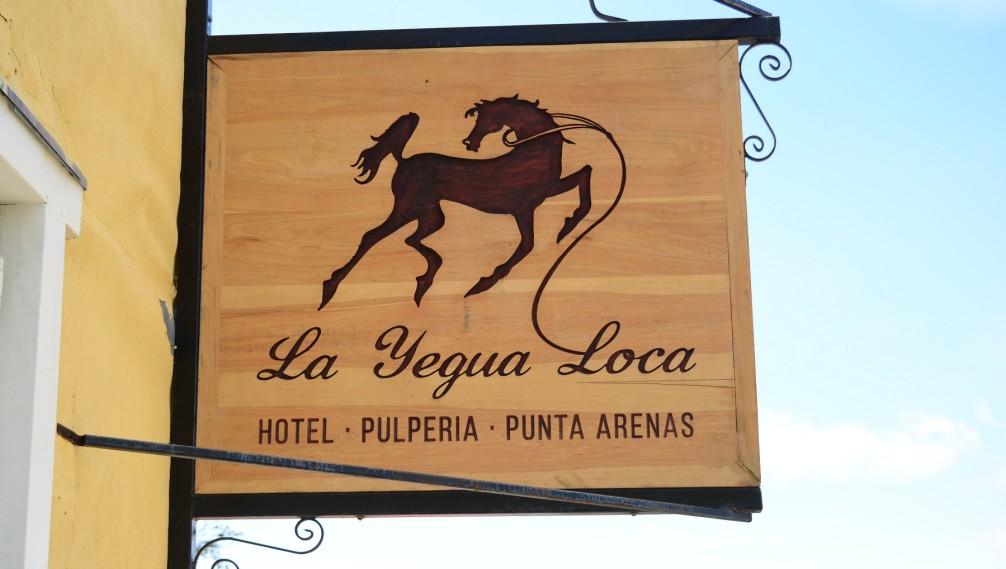 Hotel Boutique Yegua Loca, Punta Arenas, Patagonie, Chili
