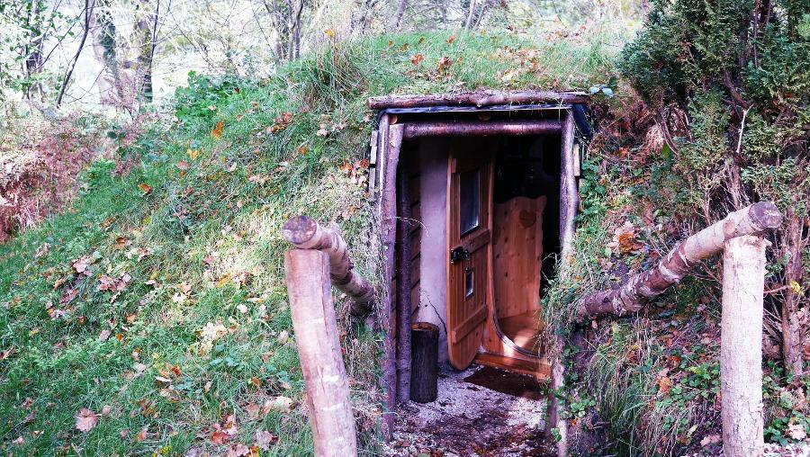 Hobbit, Nid dans les Bruyères