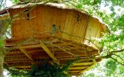 Cabane, Manoir de l'Alleu
