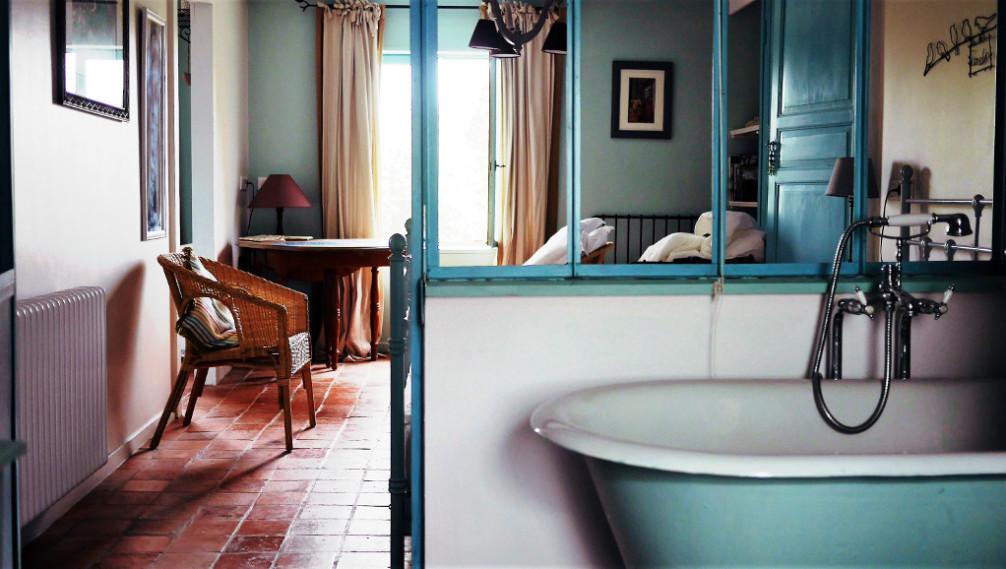 Guest room, Cense Lignère