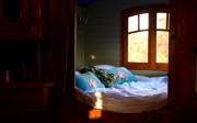 Caravan bed, Cense Lignère