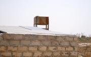 Energie solaire pour remplir la citerne d'eau