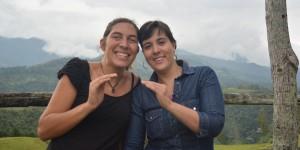 Florie & Cristina Paramo Trek