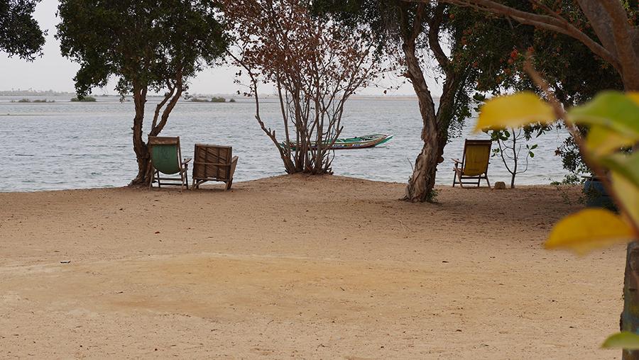 Détente à Essamaye