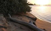 Coucher de soleil à Essamaye