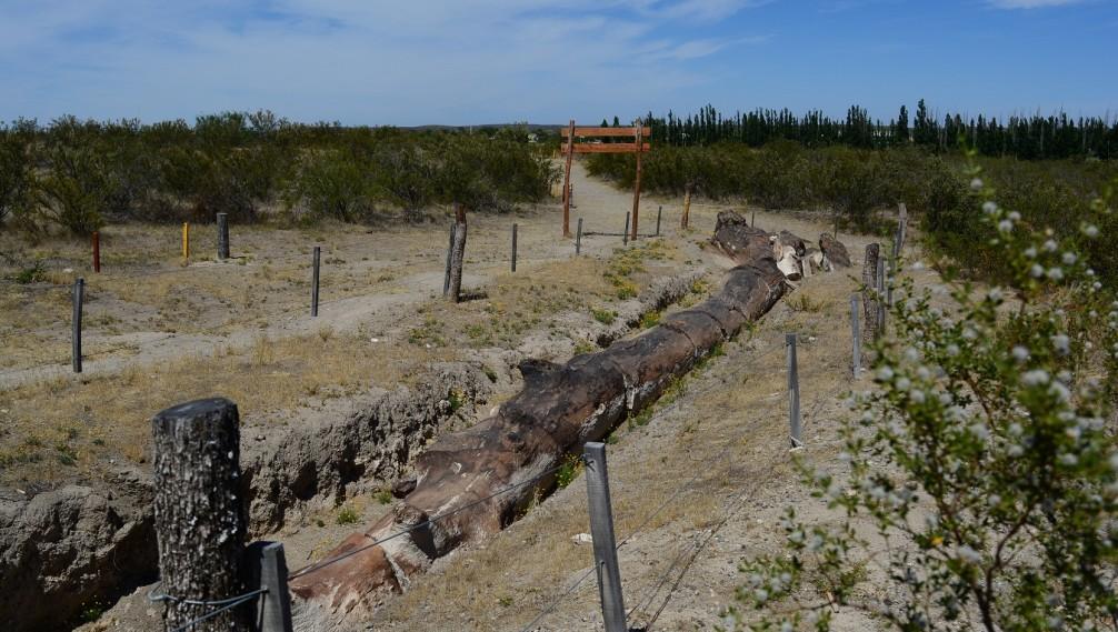 Valcheta, Patagonie, Argentine
