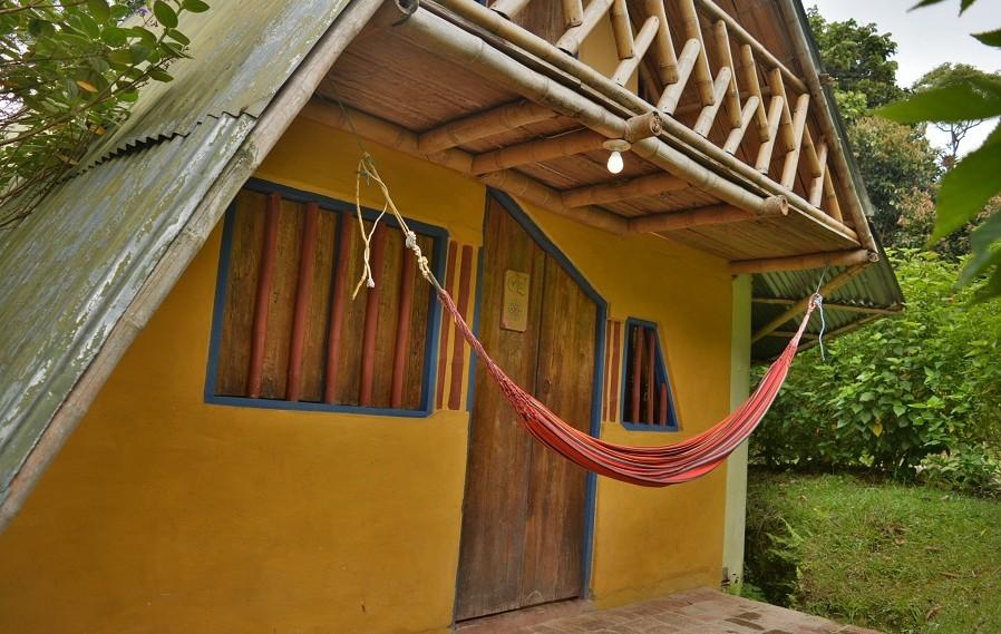 Finca El Maco Ecolodge, San Agustin, Colombie