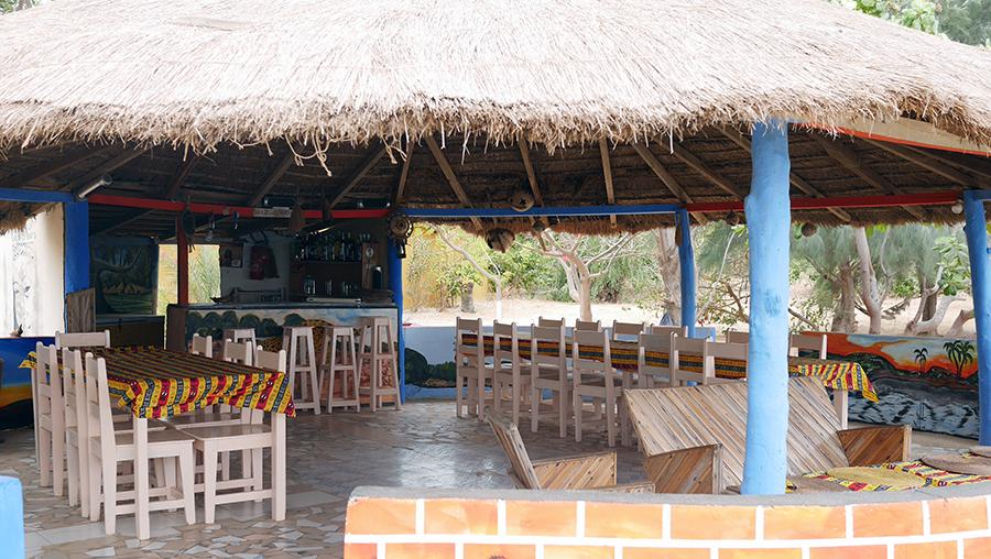Le restaurant d'Essamaye