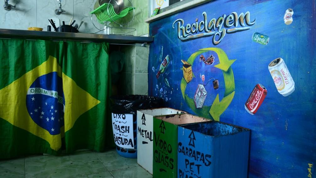 Favela Experience, Vidigal, Rio de Janeiro, Brazil