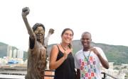 Florie & Gilson, Favela Scene, Santa Marta, Rio de Janeiro