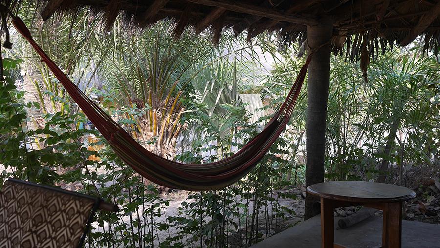 Détente et repos au Campement Alouga
