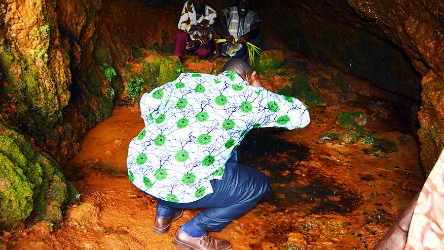 Mystical Source in Cote d'Ivoire