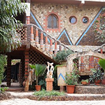Constructions à la Gaudi