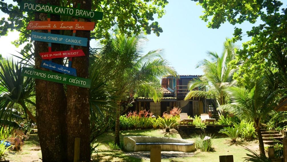 Pousada Canto Bravo, Bonete, Ilhabela, Brasil