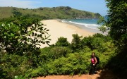 Praia Bonete, Ilhabel, Brasil