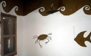 Crabe, Alouga