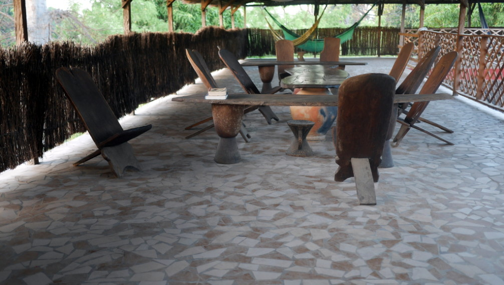 Grande table, Sénégal