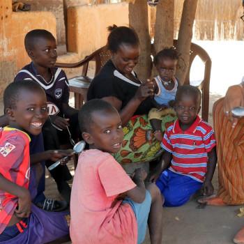 Tour présentation, Sénégal