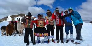 tourisme communautaire Ausangate Peru Hopineo