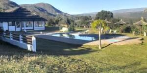 Campo Alegre estancia Argentine Cordoba tourisme responsable