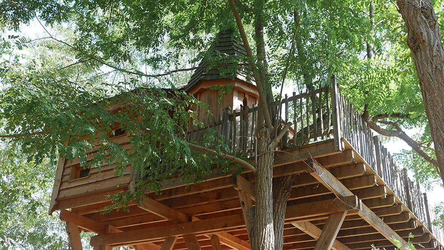 cabane arbre tourisme responsable gironde ecôtelia