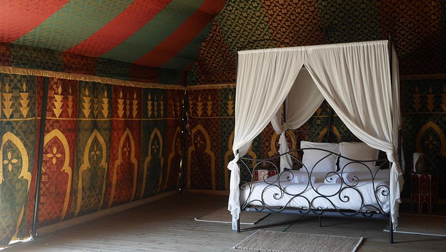 tente berbère ecôtelia tourisme durable